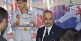 XXI OPEN AZERBAIJAN CHAMPIONSHIP AND EUROPEAN FIGHT BELT TOURNAMENT